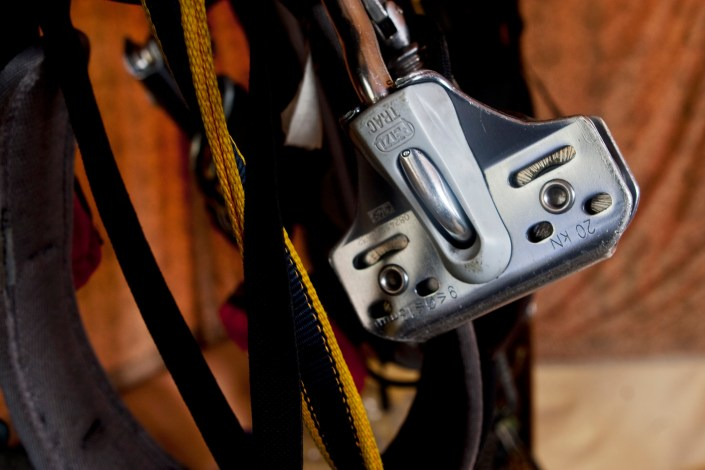 Pulley, Petzl, Personal Protective Equipment, PPE, safety gear, ziplining safety equipment
