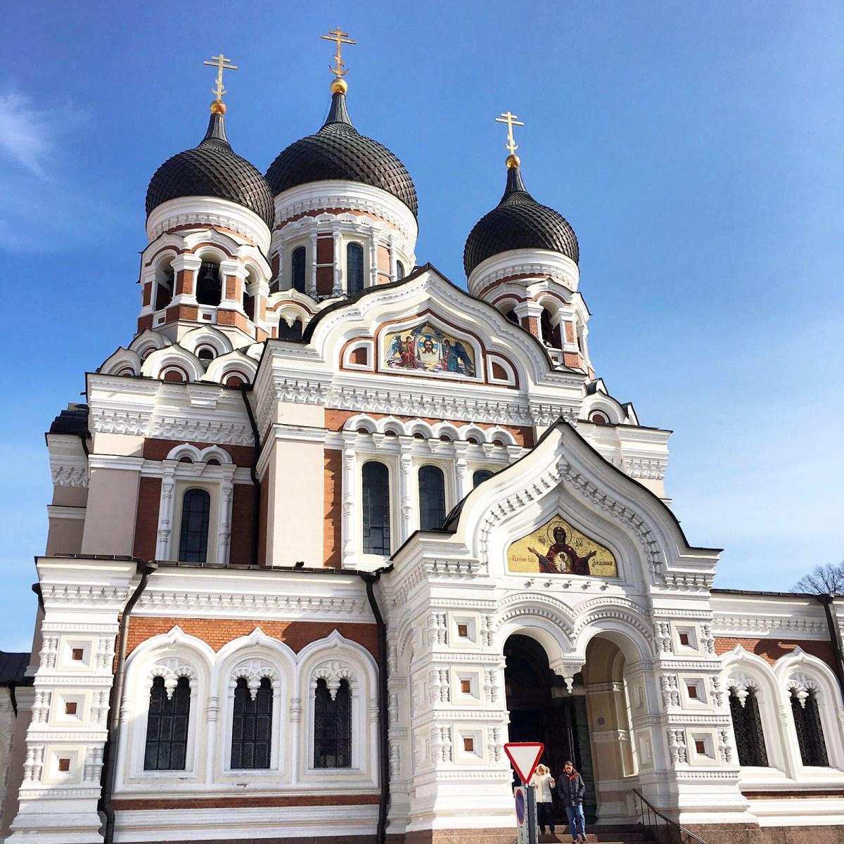 Discover Tallinn & Helsinki