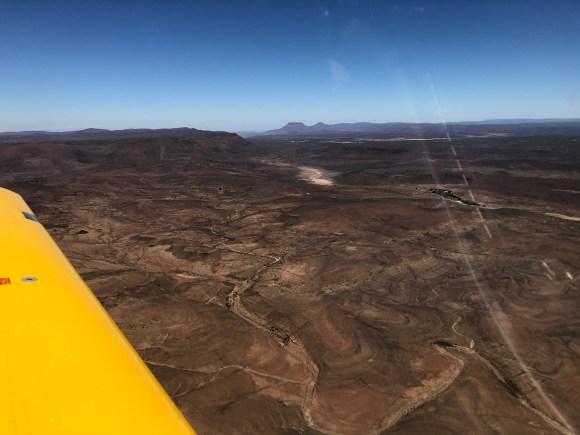 Karoo from the air