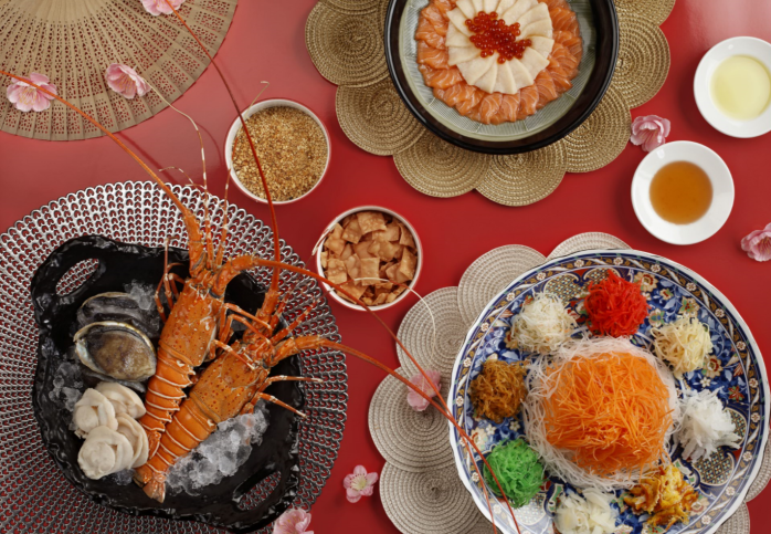 Chinese New Year Dining
