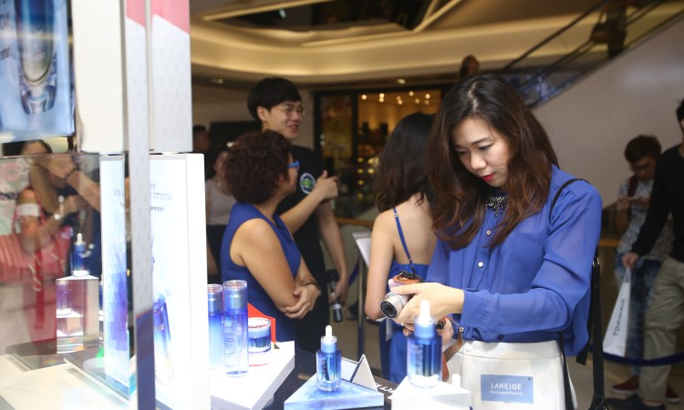 Laneige ION Orchard