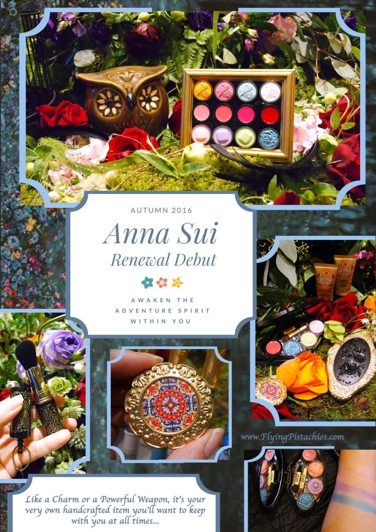 Anna Sui Autumn 2016