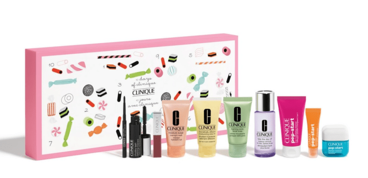Clinique Holiday Collection 2016