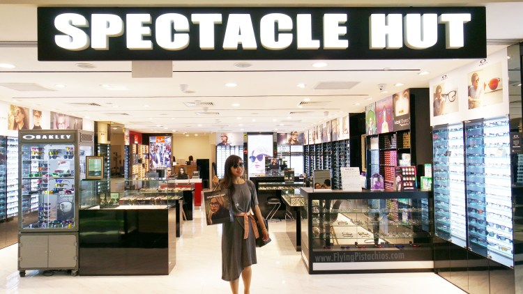 Spectacle Hut Singapore