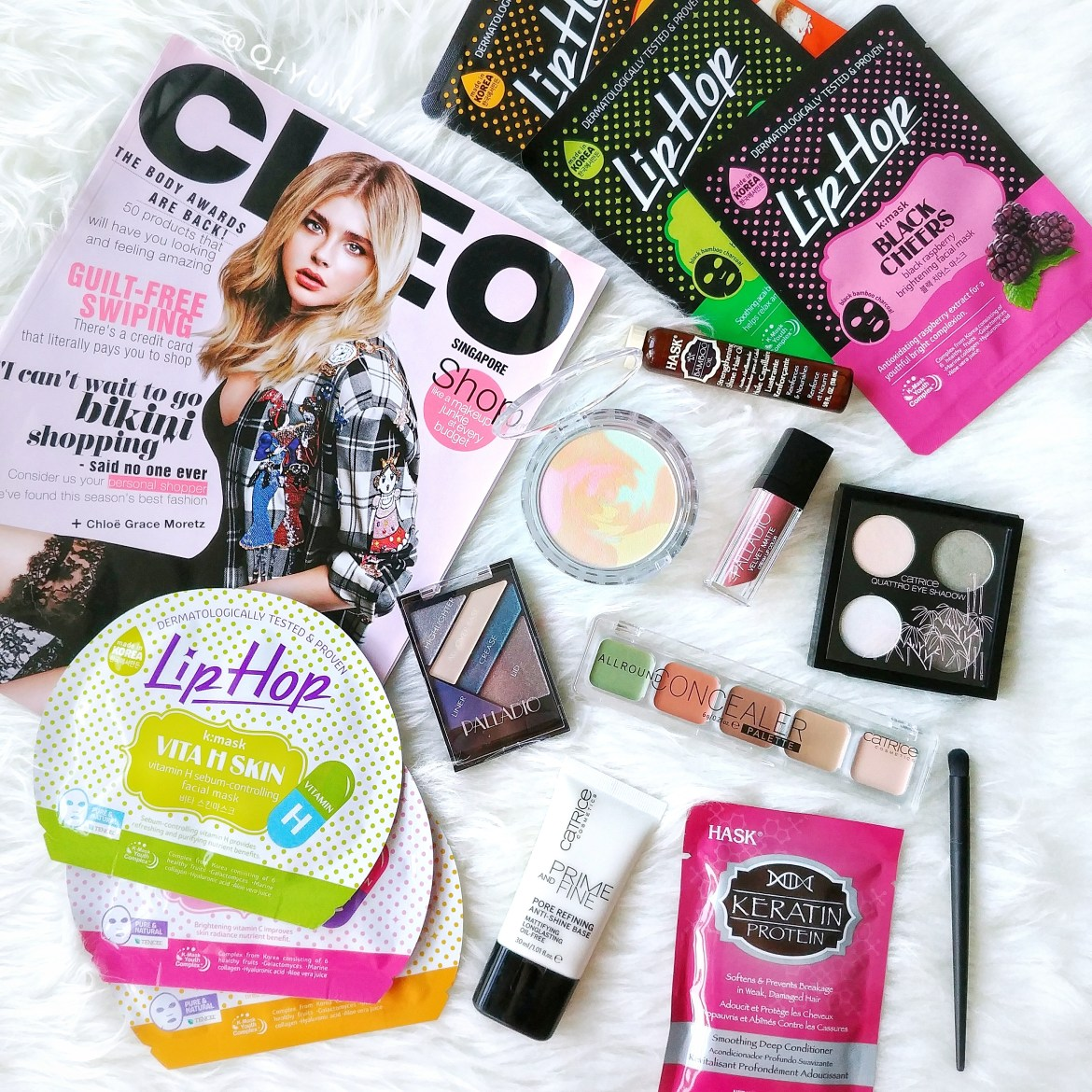 Singapore Beauty Blogger CLEO