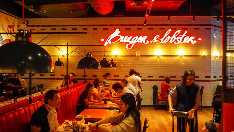 Burger & Lobster Review