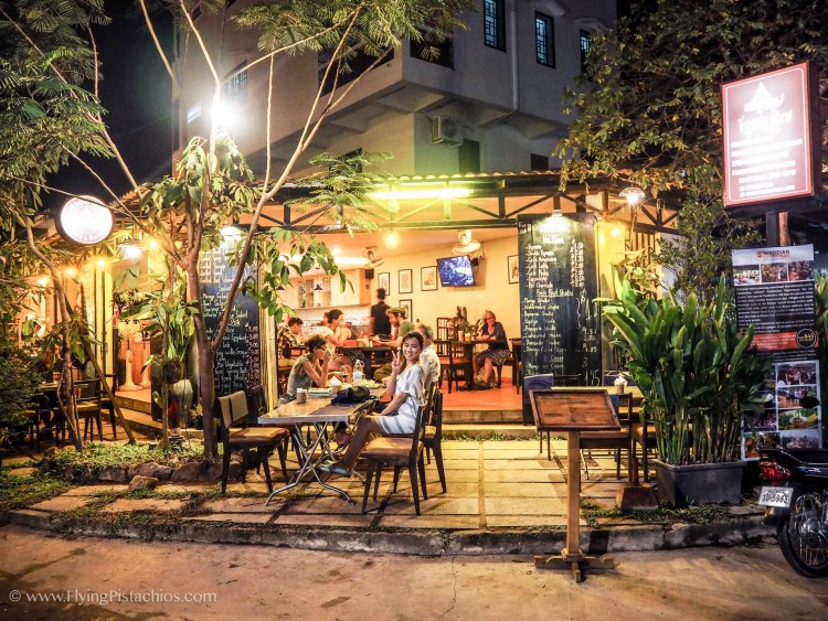Places to eat in Siem Reap