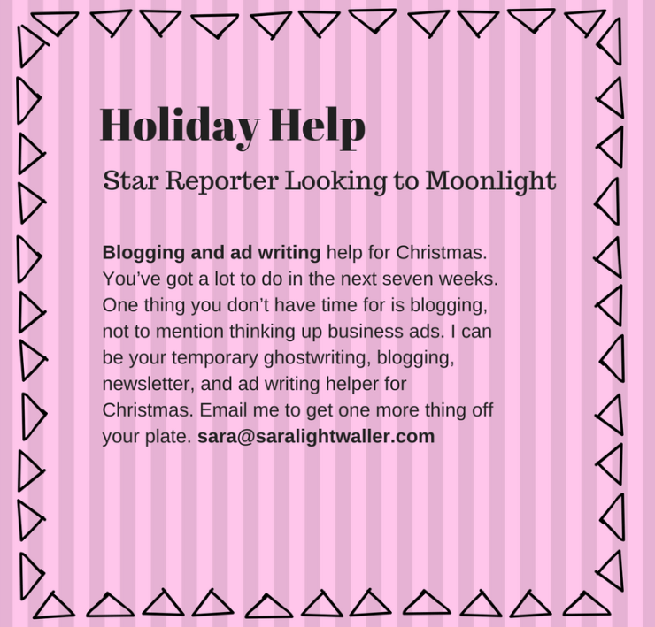 Holiday Help ad1