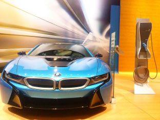 BMW electric
