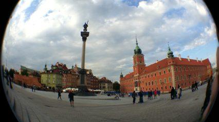 Zygmunt in Warsaw