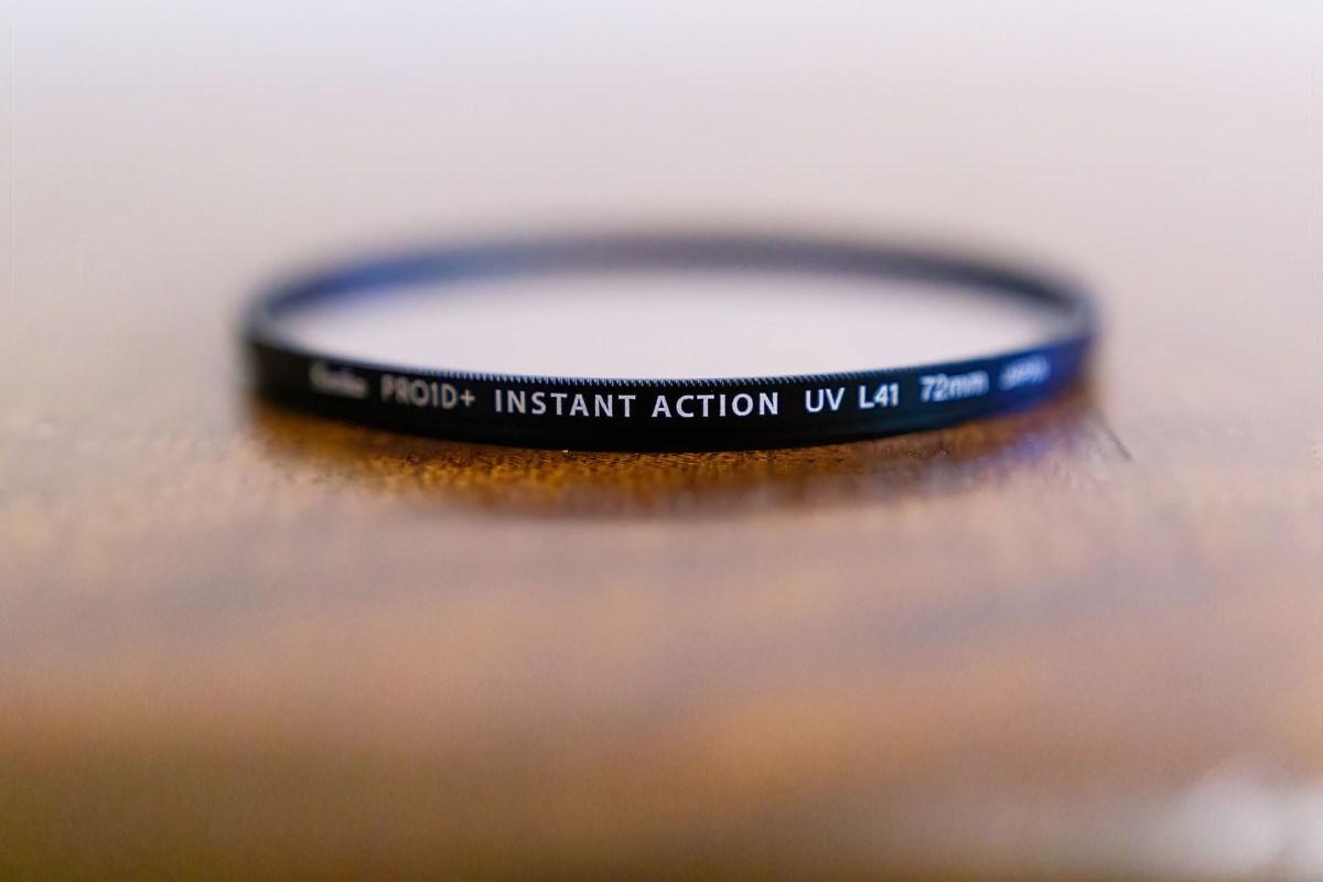 Kenko Instant action UV