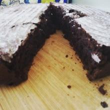 CHOCOLATE IRISH POTATO CAKE (VEGAN & ALLERGY FRIENDLY)