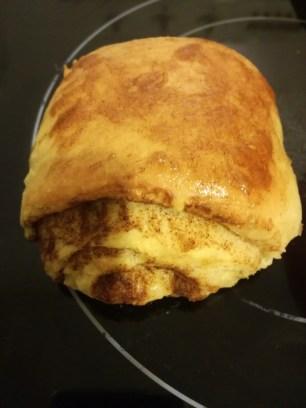 Home made cinnamon buns - so yummy!!