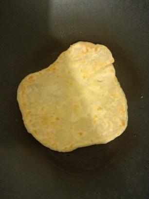 Sri Lankan Breakfast Roti