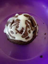 After Dinner Mint Chocolate Cupcakes (Gluten Free!)