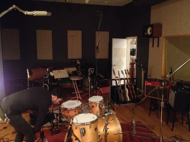 Some drums for KGFREEZE