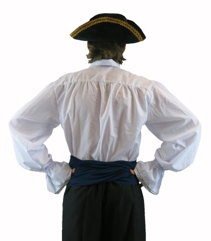 Pirate Fancy Dress Waist Sash Zorro Dracula Buccaneer LARP Costume