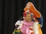 Auftritt - Zwei Piraten mit 'nem Weinbrandfass