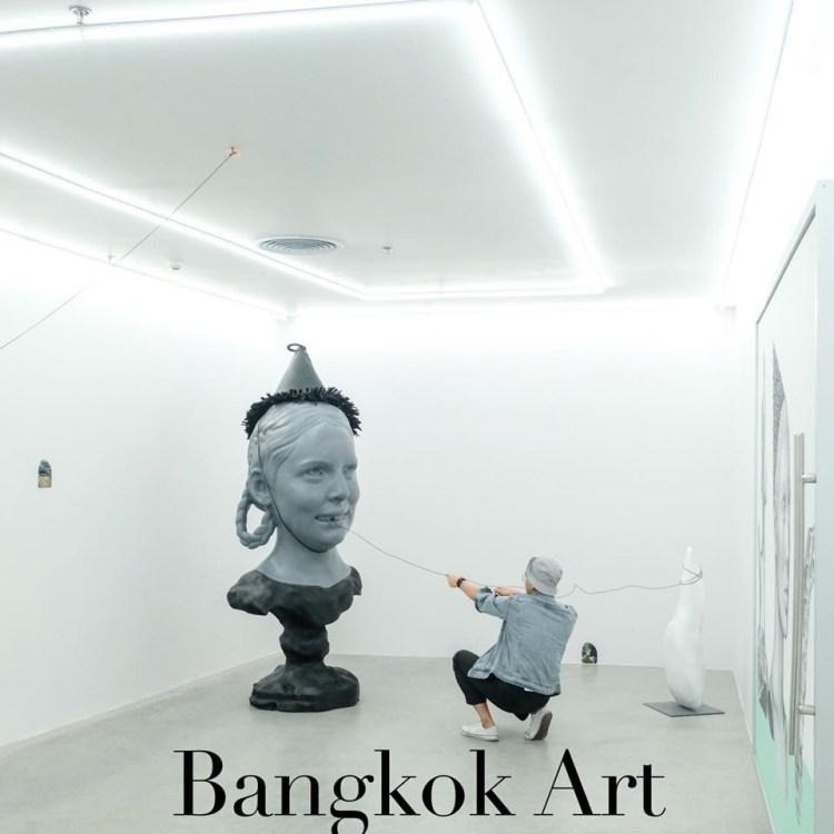 """""""BAB 2020"""" (แบ๊บ 2020) Bangkok Art Biennale 2020"""
