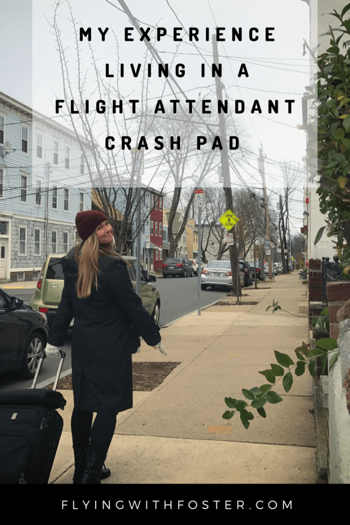 My Experience Living in a Flight Attendant Crash Pad