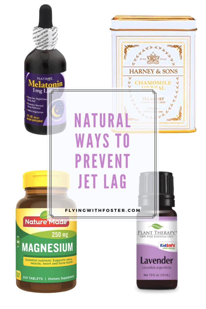 How to Prevent Jet Lag the Natural Way