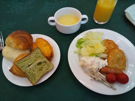 アレグリアガーデンズ天草の朝食
