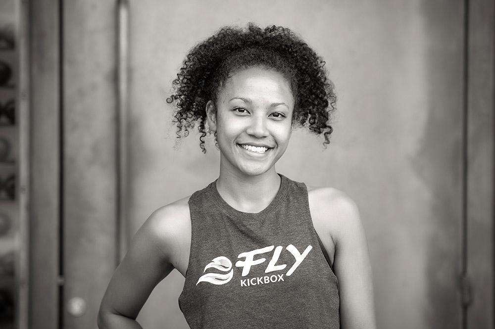Briana Roy - Kickboxing Trainer