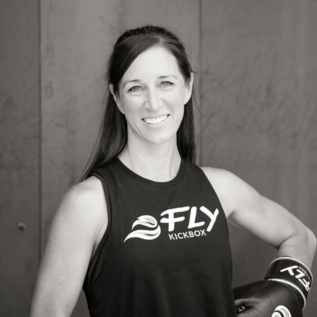 Jamaica Cooke - Kickboxing Instructor Denver Colorado