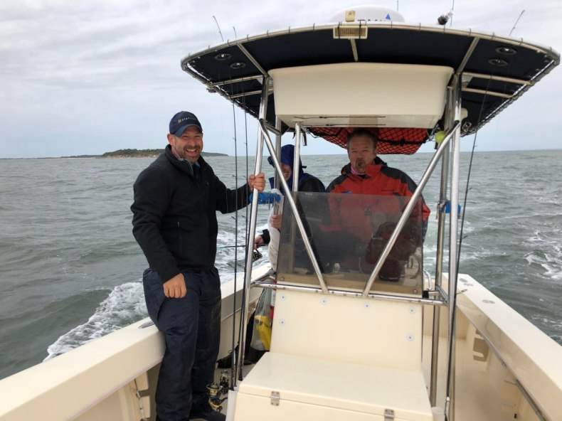 long island sound fishing charters