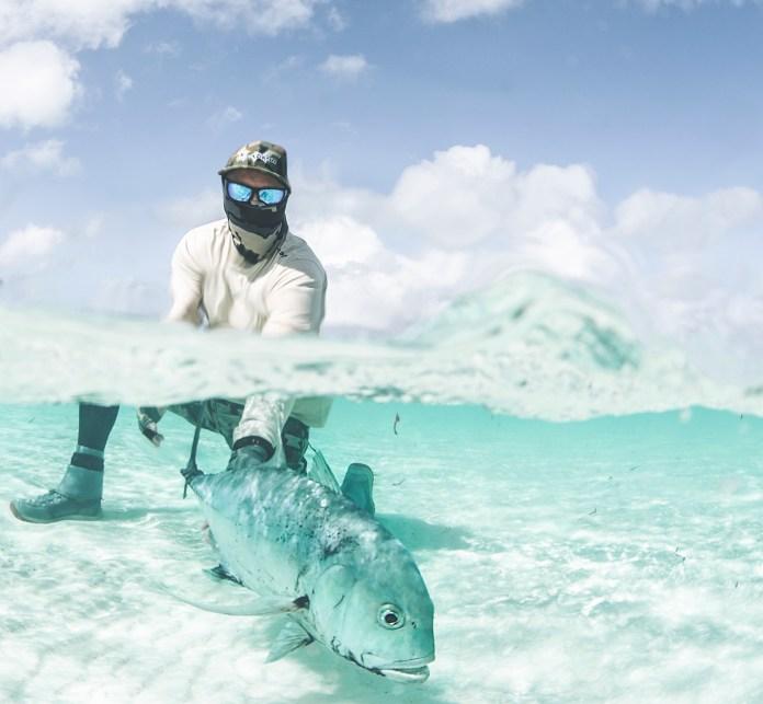 GT under water shot