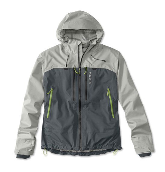 ultralight wading jacket