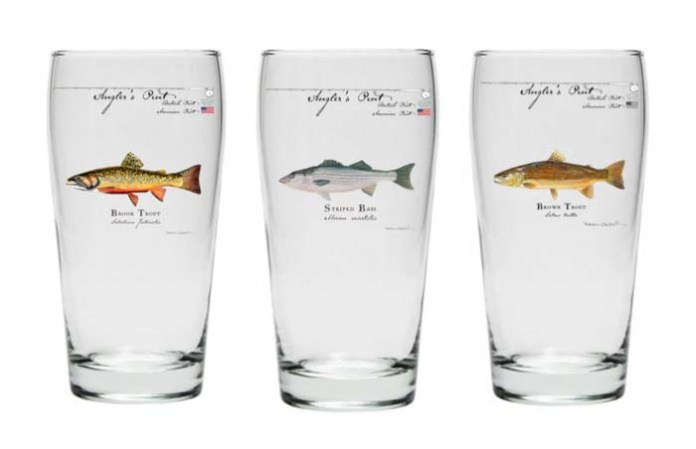 fathers day fly fishing cups