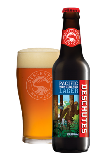 best beer to take fishing deschutes pacific lager