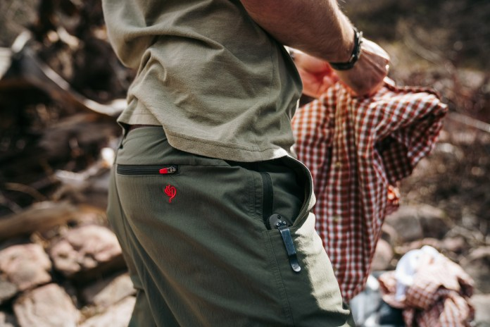 The Drifter Pants from Duck Camp Co.