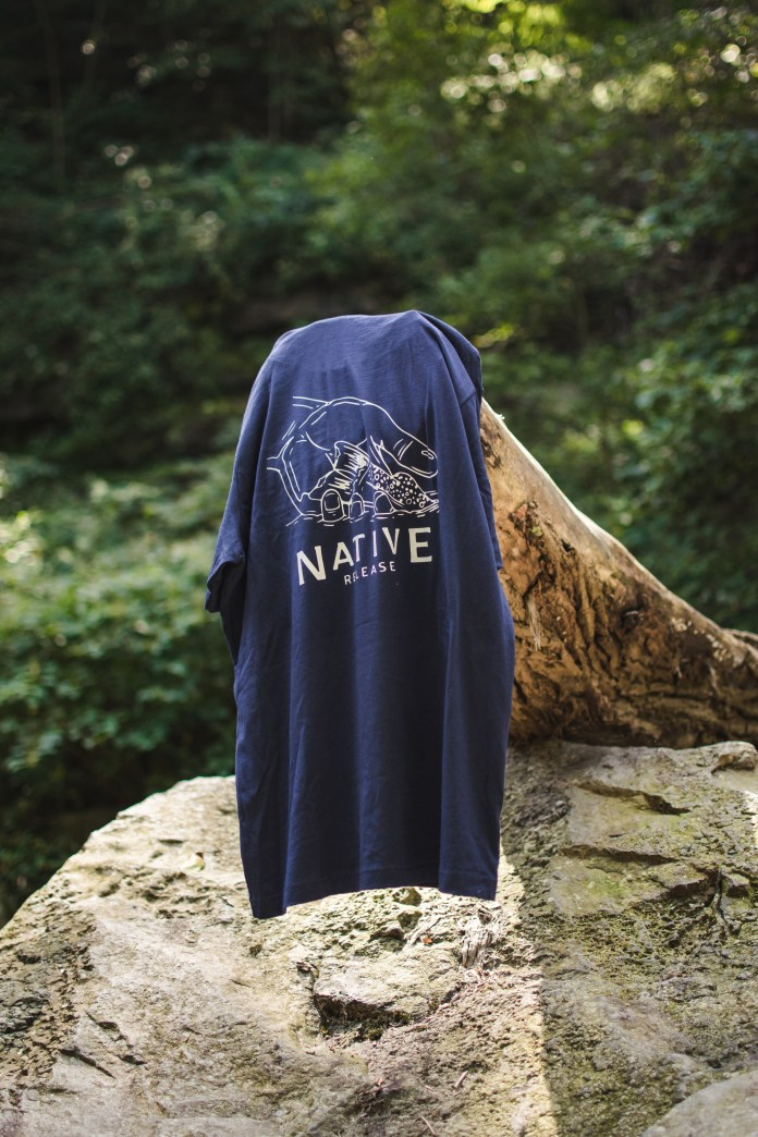 The all new Toss em' Back Tee by Native Release