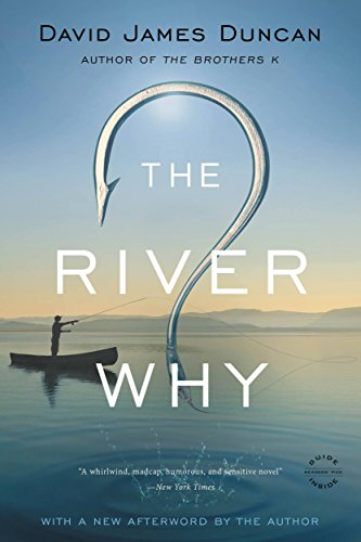 "The cover of ""The River Why"""