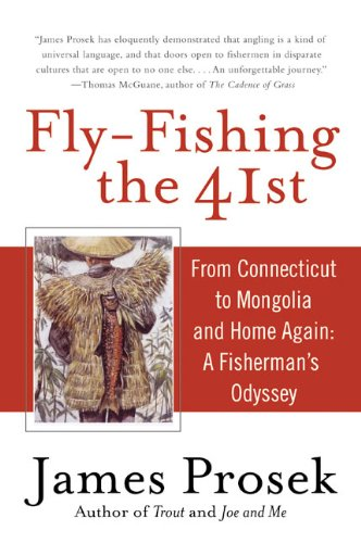 "The cover of ""Fly Fishing the 41st"""
