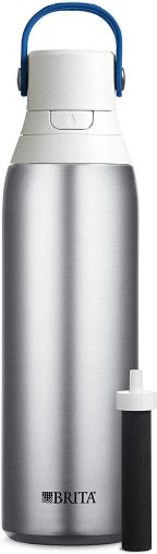 Brita filtering bottle