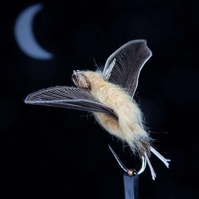 Fly Tyer Creates Insane Bat Fly thumbnail