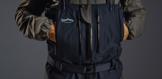 Patagonia Swiftcurrent Zip Up Waders