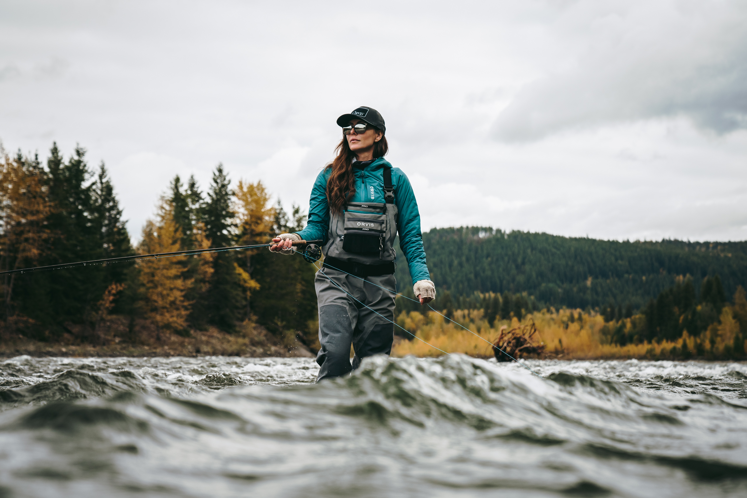 Product Spotlight Orvis Women S Pro Wader Flylords Mag