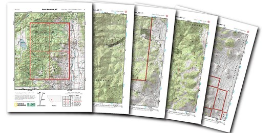 National Geographic Free Topographic Maps