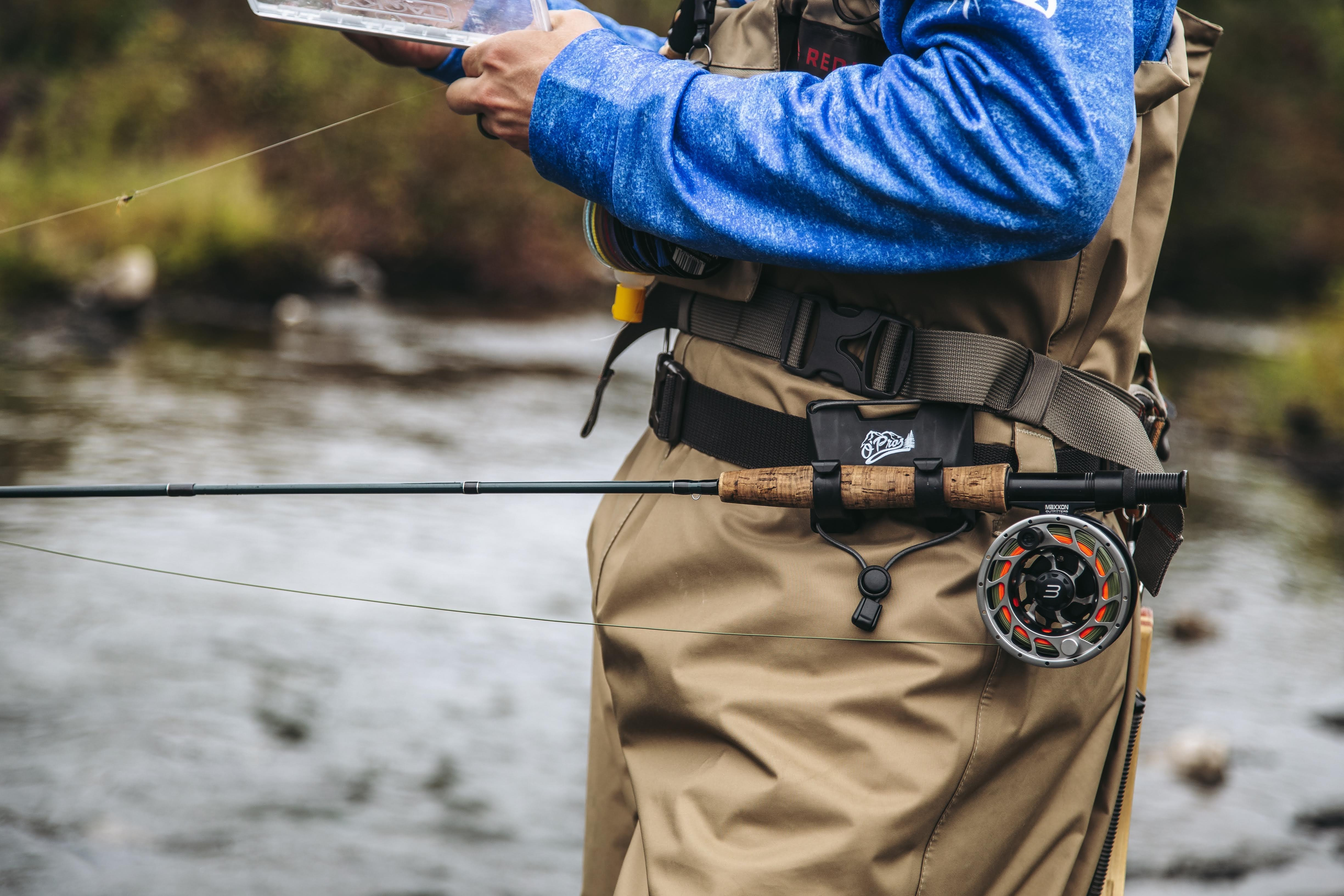 Top Fly Fishing Rod Holders And Holsters Flylords Mag