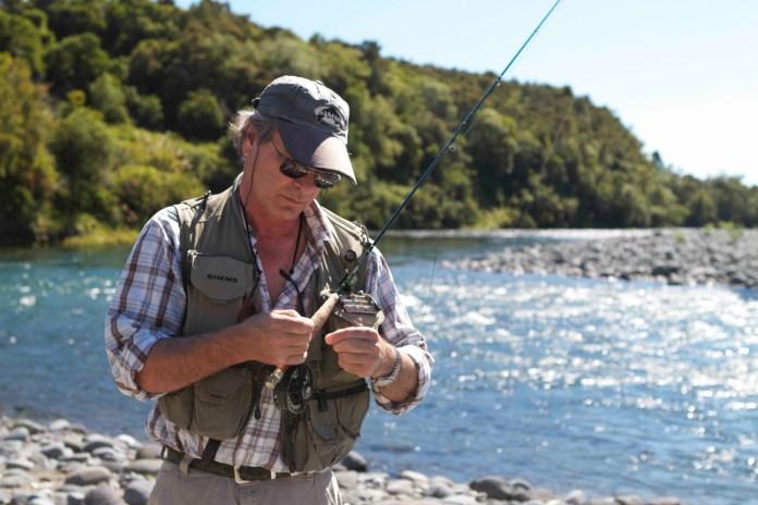 Wayne Smith of Smith Creek New Zealand