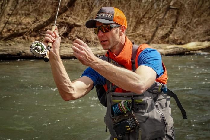 george daniel fishing