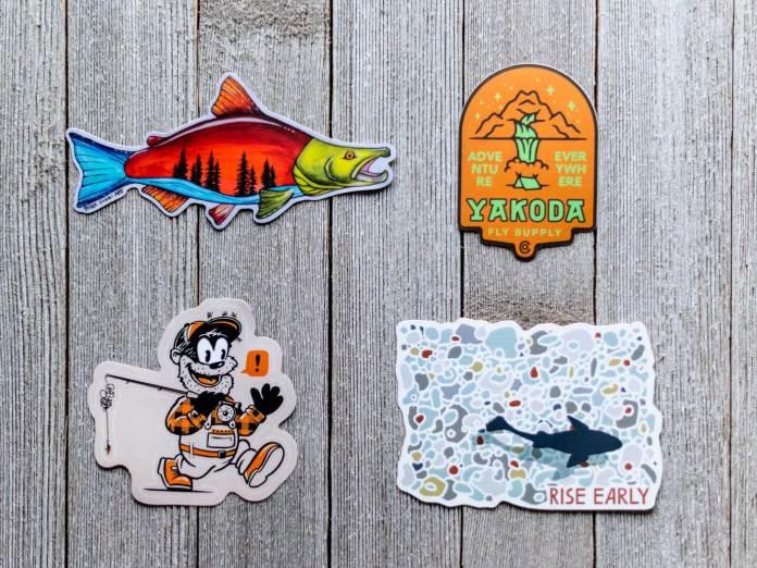 Yakoda COVID19 Sticker Pack 1