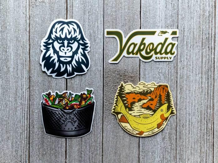 Yakoda COVID19 Sticker Pack 2