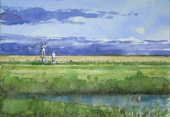 Paul Puckett Landscape