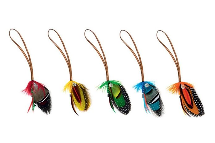 Hermes Fly Fishing tassles