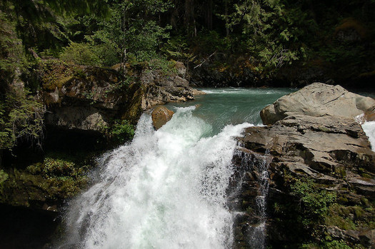 Nooksack River Washington - Patrick McNall/Flickr